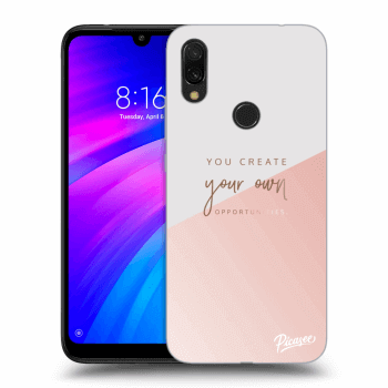 Obal pro Xiaomi Redmi 7 - You create your own opportunities