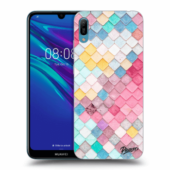 Obal pro Huawei Y6 2019 - Colorful roof