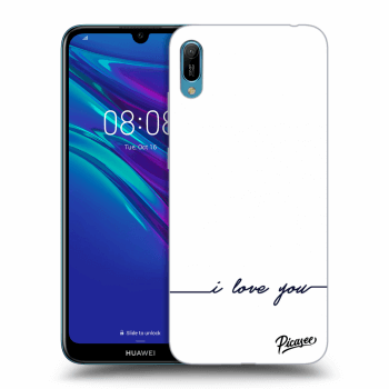 Obal pro Huawei Y6 2019 - I love you