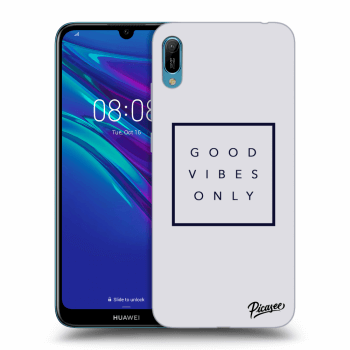 Obal pro Huawei Y6 2019 - Good vibes only