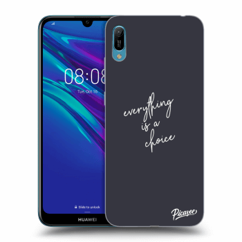 Obal pro Huawei Y6 2019 - Everything is a choice