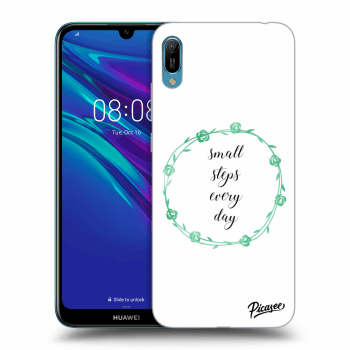 Obal pro Huawei Y6 2019 - Small steps every day