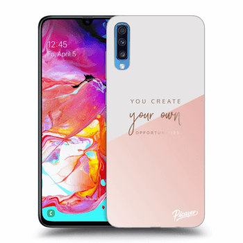 Obal pro Samsung Galaxy A70 A705F - You create your own opportunities
