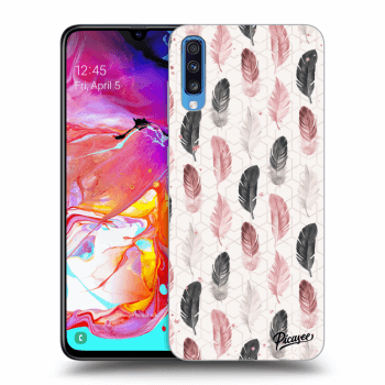 Obal pro Samsung Galaxy A70 A705F - Feather 2